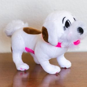 Charlee's Tales plush dog